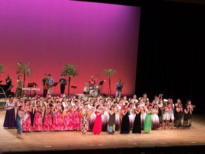 熊本ハワイアン音楽協会 創立5周年記念公演に出演しました