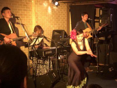 山田John泰介 CD発売記念ライブにゲスト参加しました!