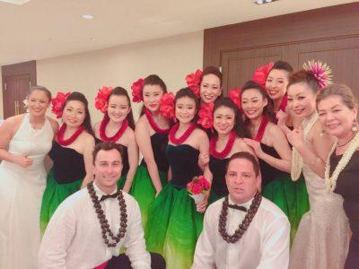 イ・カ・ヴェーキウ X'masディナーショー in 熊本